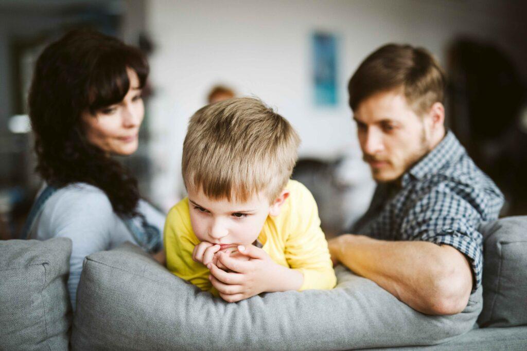 Wir helfen und beraten: Für Eltern