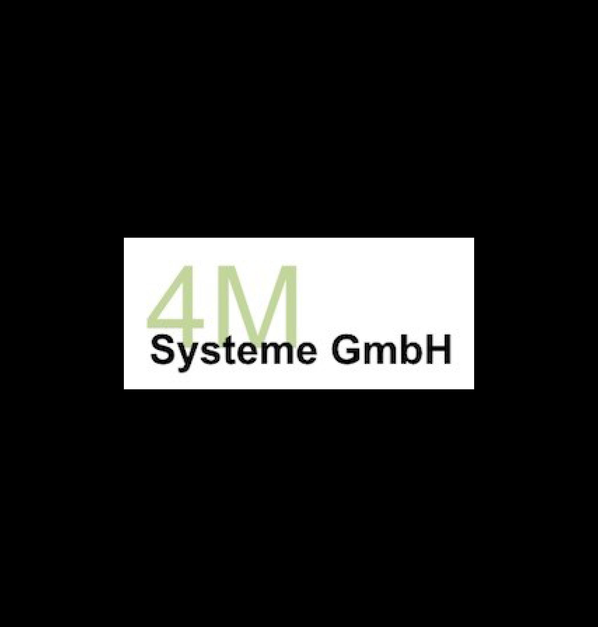 Logo 4M Systeme GmbH