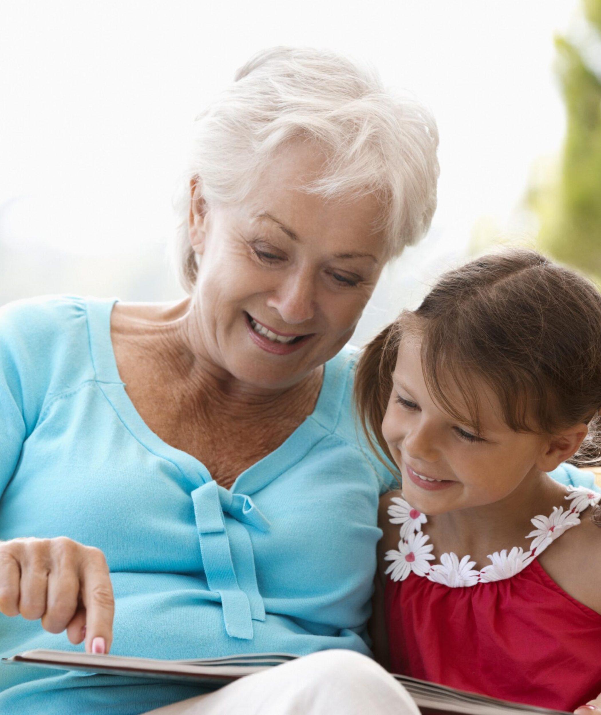 Wunsch-Großeltern