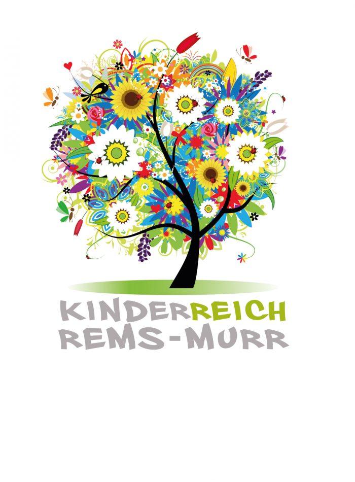 Kinderreich Rems-Murr Logo