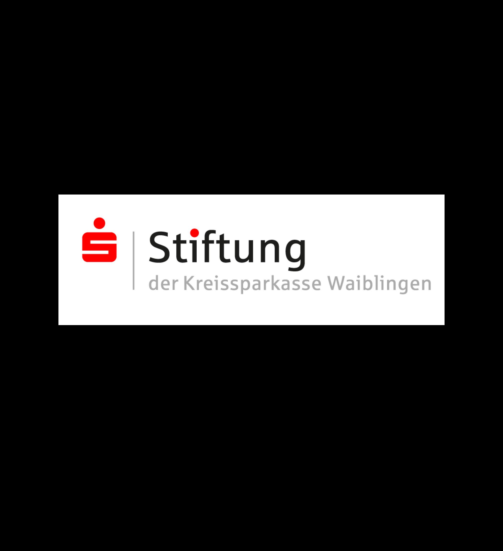 Logo: Stiftung Kreissparkasse Waiblingen